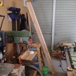 作業台を作製